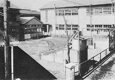 鉄筋校舎落成式